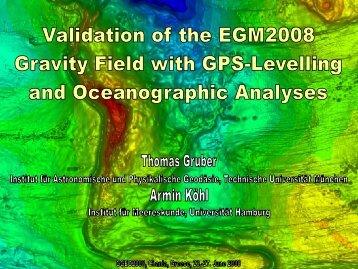 GPS-Levelling