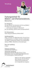 Ausbildungsberufe im Ãœberblick - Stadt Heidenheim - Seite 5