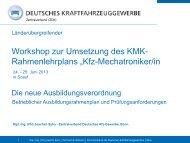 Dipl.-Ing. (FH) Joachim Syha Technischer Referent Aus
