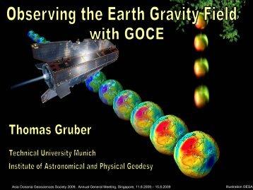 The Gravity Sensor System