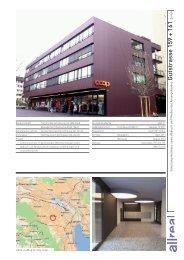 Zürich, Gutstrasse 159 + 191 Sanierung Hochhaus sowie Abbruch ...