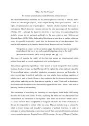 Catherine's essay - Cardiff University