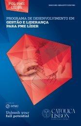 Programa de desenvolvimento em gestão e liderança para ... - IAPMEI