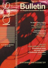 Bulletin 25 - IAPS