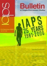 Bulletin 30 - IAPS
