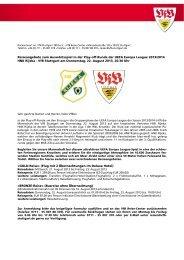 01 Anmeldeformular (Stand 13 08 2013) - VfB Stuttgart