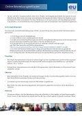 EU Careers Anleitung zur Online-Bewerbung - Europa - Page 6