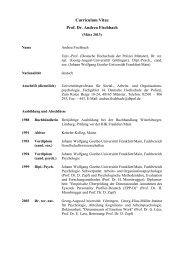 2013 03 07 CV deutsch kurz - Deutsche Hochschule der Polizei
