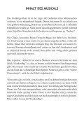FUNKENFLUG EIN MUSICALPROJEKT DER ACTIVITY-AG - Seite 3