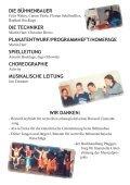 FUNKENFLUG EIN MUSICALPROJEKT DER ACTIVITY-AG - Seite 6
