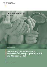 PDF, 3MB - Bundesministerium für Arbeit und Soziales