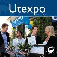 Utexpo30 maj–1 juni 2013 - Högskolan i Halmstad