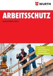 arbeitsbekleidung - Wuerth AG