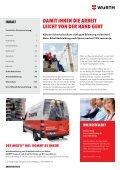 arbeitsbekleidung - Wuerth AG - Seite 2