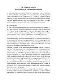 """Die """"Florakinder"""" in Köln – Eine Einrichtung der PME ..."""