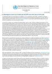 Press Release N° 195 - iarc