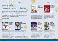 DVDs & Blu-rays zum Wünschen und Schenken