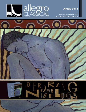 Download the April Classical - Allegro Music