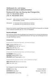Protokoll der Preisgerichtssitzung vom 13.+14.11.2013 (pdf, 2MB)