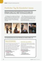 kursif_13_2_Kursleitertag am 13. Oktober 2013 - Bayerischer ...