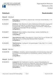Rohrbach Baudenkmäler