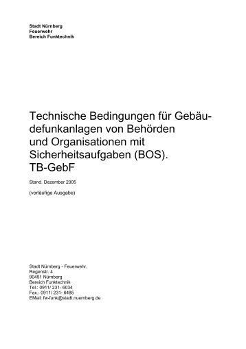 Tb-Gebf - B Schmitt