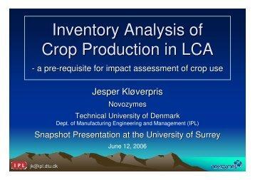 Kløverpris presentation - University of Surrey