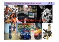C - Institut für Automatisierungs- und Softwaretechnik ...