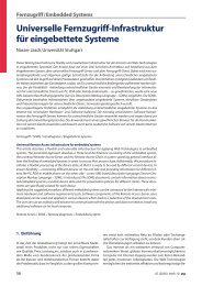 Vollständiger Beitrag - Institut für Automatisierungs- und ...