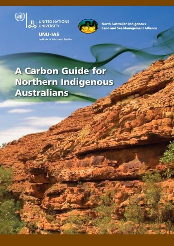 A Carbon Guide for Northern Indigenous Australians - Traditional ...