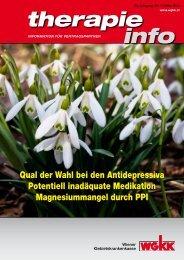 Therapie Info März 2013 - Wiener Gebietskrankenkasse