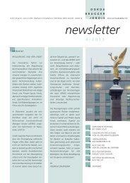 Newsletter 4/2013 - Dorda Brugger & Jordis