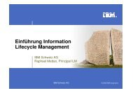 ILM - IBM