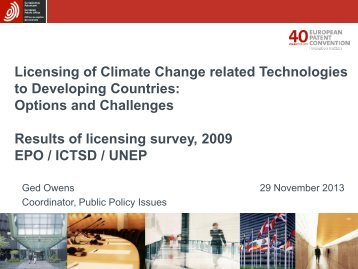 results-of-the-licensing-survey-g-owens 0.67 MB - ictsd