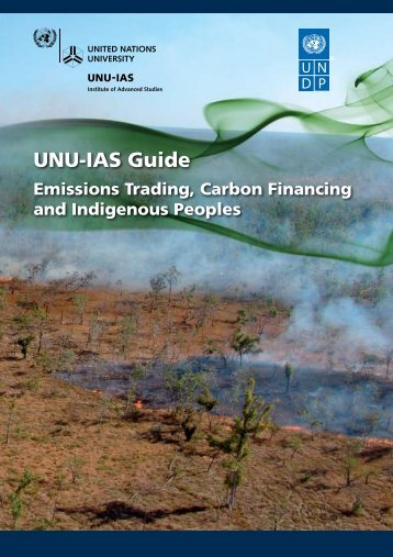 Download the guide - UNU-IAS - United Nations University