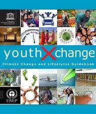 YouthXchange guidebook series: climate change and ... - UNU-IAS