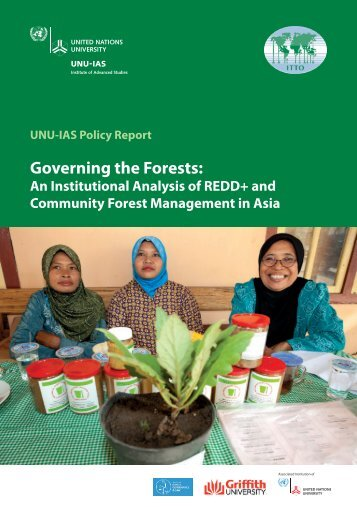 Governing the Forests - UNU-IAS - United Nations University
