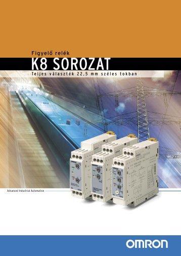 K8 SOROZAT - IAS Automatika