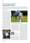 Stadionzeitung 8. Spieltag (KSC - Energie Cottbus) - Karlsruher SC - Page 6