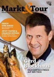 Markt & Tour - Ausgabe November - Borco-Höhns GmbH + Co. KG