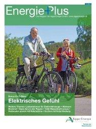 Kundenzeitung EnergiePlus 02/2013 - AggerEnergie