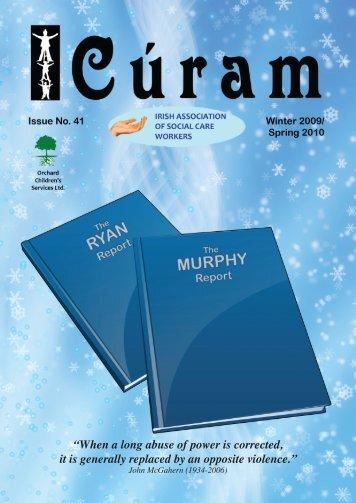 Curam Magazine Winter/Spring 2010 - Irish Association of Social ...