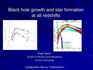 Black hole growth and star formation at all redshifts - inaf iasf bologna