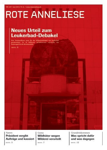 RA Nr. 227 - Rote Anneliese