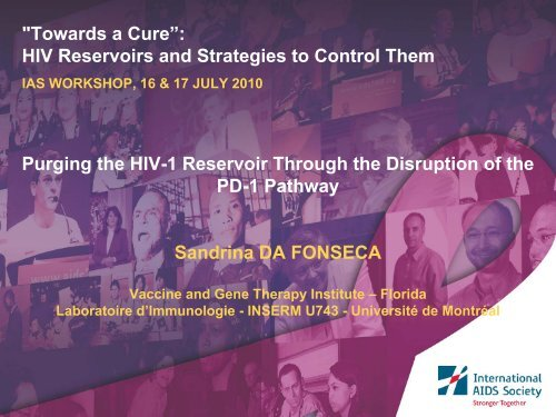 """""""Towards a Cure"""": HIV Reservoirs and Strategies to Control Them ..."""