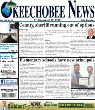 County, sheriff running out of options - UFDC Image Array 2