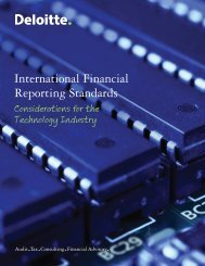 International Financial Reporting Standards - IAS Plus