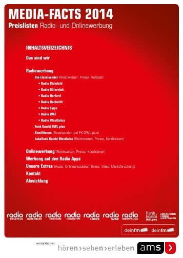 MEDIA-FACTS 2014 - ams