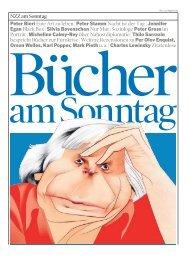 Peter Bieri Eine Art zu leben - Neue Zürcher Zeitung