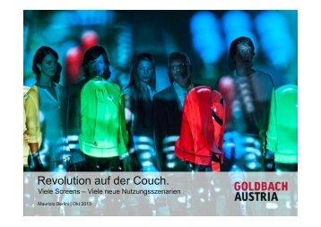Maurizio Berlini, Goldbach Media